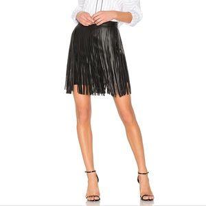 N:Philanthropy Clover Fringe Skirt